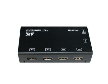 Product image for 4 Port HDMI 4Kx2K Switch | AusPCMarket Australia