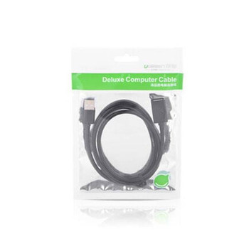 2m UGreen USB 2.0 A male to A female extension cable Product Image 2