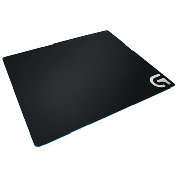 Product image for Logitech G640 Large Cloth Gaming Mouse Pad | AusPCMarket Australia