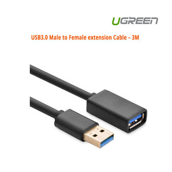 Product image for 3M UGreen USB3.0 Male to Female extension Cable | AusPCMarket Australia