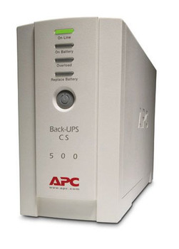 Product image for APC Back-UPS CS 500VA RoHS DB-9 RS-232 & USB Ports | AusPCMarket Australia