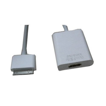 20cm Mini DisplayPort DP to DVI Cable - 20 pins Male to 24+5 pins F Product Image 2