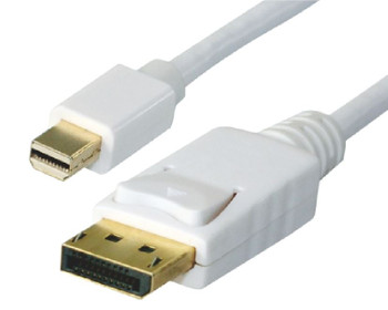 Product image for 1m Mini DisplayPort DP to DisplayPort DP Cable - 20 pins Male to Male | AusPCMarket Australia