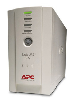 Product image for APC Back-UPS CS 350VA RoHS DB-9 RS-232 & USB Ports | AusPCMarket Australia