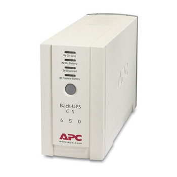 Product image for APC Back-UPS CS 650 UPS AC230V 650VA 4Output | AusPCMarket Australia