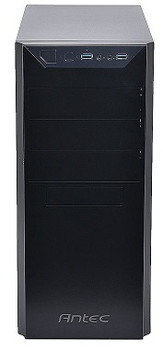 Antec VSK4000B-U3 Black Mid-Tower ATX Case Product Image 2