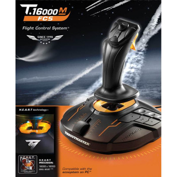 Thrustmaster T.16000M FCS Joystick For PC Product Image 2