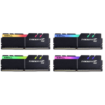 G.Skill Trident Z RGB 32GB (4x 8GB) DDR4 3200Mhz Memory Product Image 2