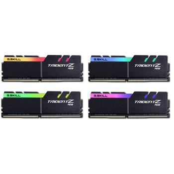 G.Skill Trident Z RGB F4-3600C17Q-32GTZR 32GB (4x8GB) DDR4 Product Image 2