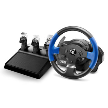 Product image for Thrustmaster T150 Pro Force Feedback Racing Wheel For PC/PS4 | AusPCMarket Australia