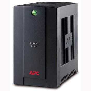 Product image for APC 700VA/230V Line Interactive Sinewave AVR Back-UPS | AusPCMarket Australia