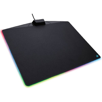 Product image for Corsair MM800 RGB POLARIS Gaming Mouse Pad | AusPCMarket Australia