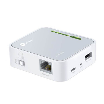 TP-Link TL-WR902AC AC750 Dual-Band Wireless Travel Router Product Image 2
