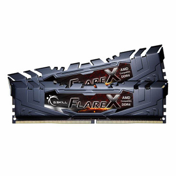 Product image for G.Skill Flare X 16GB (2x 8GB) DDR4 3200Mhz Memory Black | AusPCMarket Australia