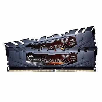Product image for G.Skill Flare X 16GB (2x 8GB) DDR4 3200Mhz Memory Black | AusPCMarket Australia