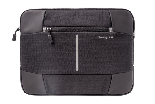 "e835beddb9 Targus 12.1"" Bex II Laptop Sleeve - Black- Perfect for 12.5  Surface Pro"