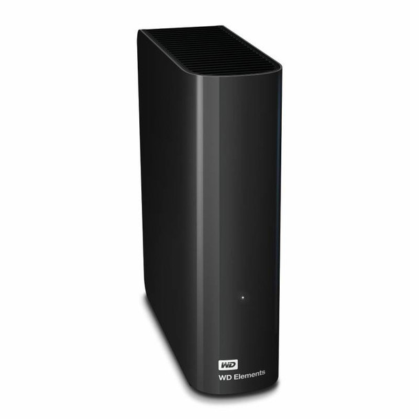 Product image for Western Digital WD Elements 4TB USB 3.0 Desktop External Hard Drive | AusPCMarket Australia