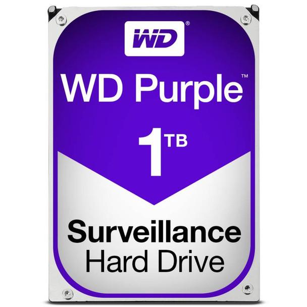 Product image for Western Digital WD Purple 1TB Surveillance Hard Drive | AusPCMarket Australia