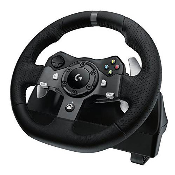 Logitech G920 Driving Force Racing Wheel for PC & Xbox One Product Image 5