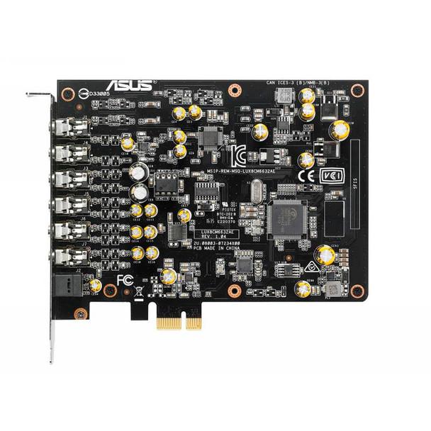 Asus Xonar AE 7.1 PCI-E Hi-Res Gaming Sound Card Product Image 4