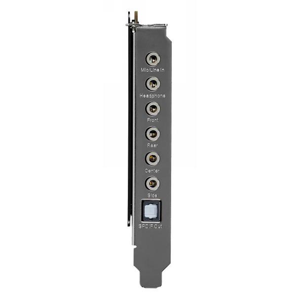 Asus Xonar AE 7.1 PCI-E Hi-Res Gaming Sound Card Product Image 5