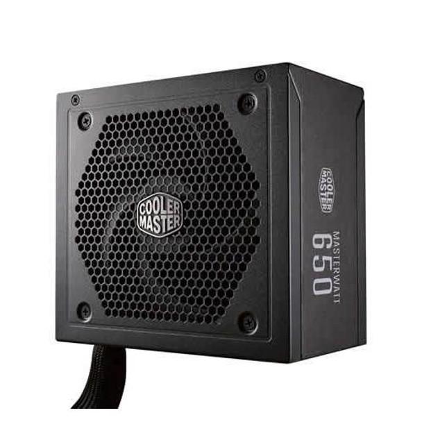 CoolerMaster MasterWatt Bronze 650W Power Supply Product Image 6