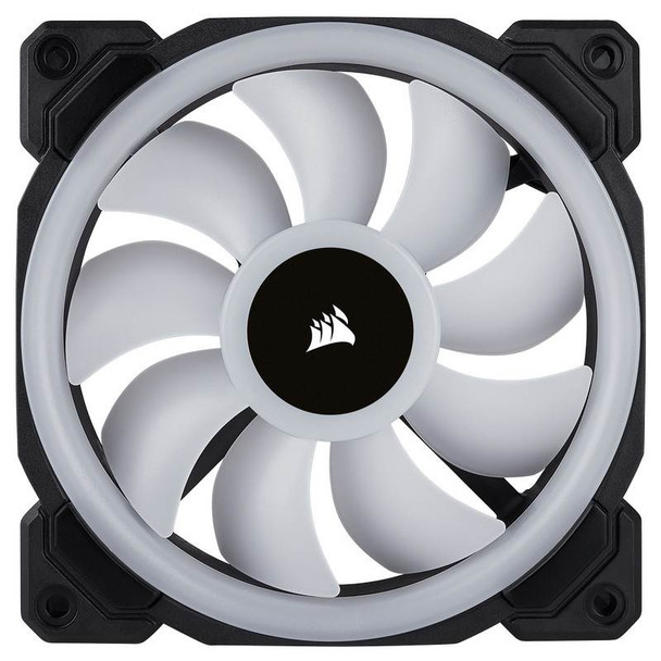 Corsair LL120 RGB 120mm Independent RGB PWM Fan Black Product Image 4