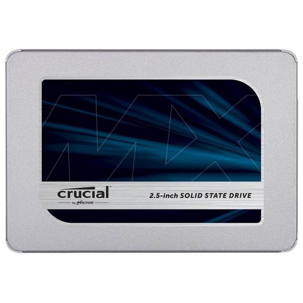 Crucial 250GB MX500 2.5in SATA SSD Product Image 2