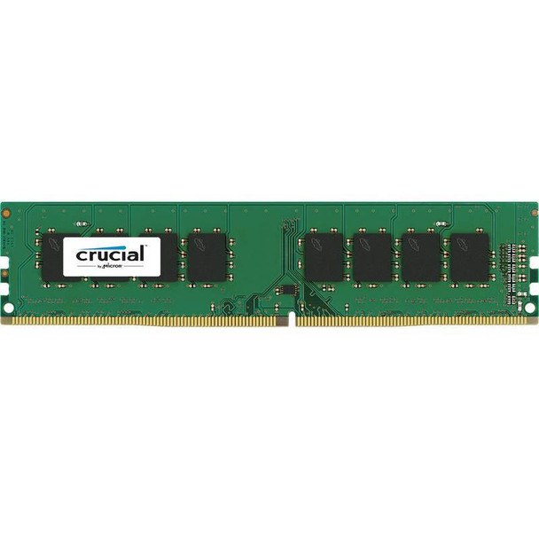 Product image for Crucial 16GB (1x 16GB) DDR4 2400MHz Memory | AusPCMarket Australia