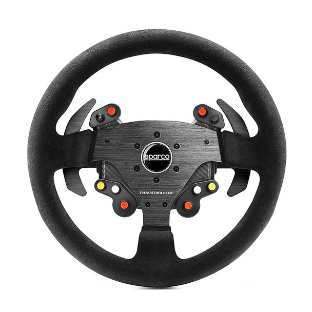 Product image for Thrustmaster Sparco R383 Mod Add-On For T-Series Racing Wheels   AusPCMarket Australia