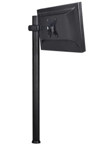 Product image for Atdec Spacedec Display Donut Pole 750mm Black | AusPCMarket Australia