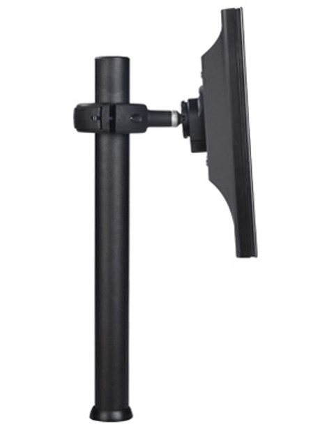 Product image for Atdec Spacedec Display Donut Pole 420mm Black | AusPCMarket Australia