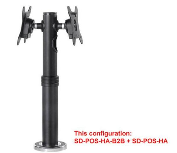 Product image for Atdec Spacedec POS Multi Height Adjust | AusPCMarket Australia