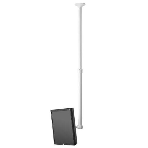 Product image for Atdec Telehook 1040 Ceiling Mount Tilt Long (White) | AusPCMarket Australia