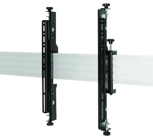 Product image for Atdec ADM-B-V400M - VESA 400 fixed brackets with fine adjustments (set of two) | AusPCMarket Australia