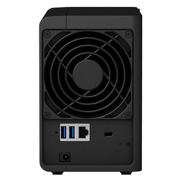 Synology DiskStation DS218 2 Bay Diskless NAS Product Image 3