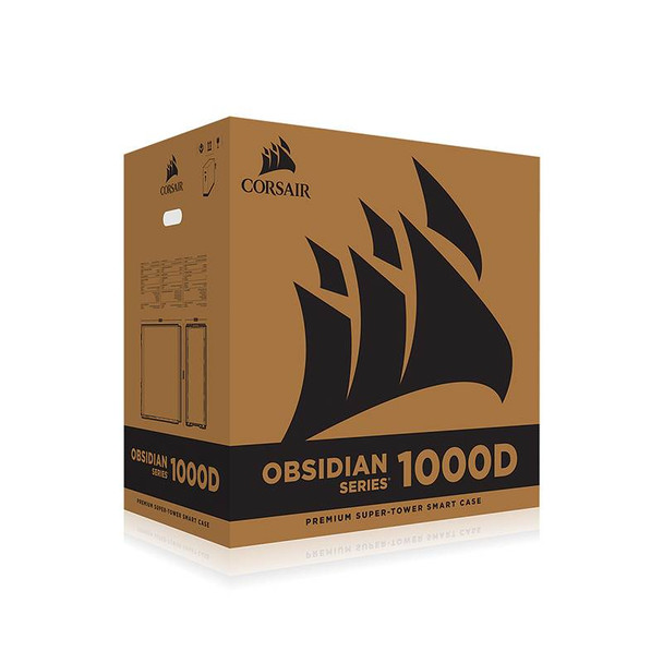 Corsair Obsidian 1000D Super Tower Case Product Image 11