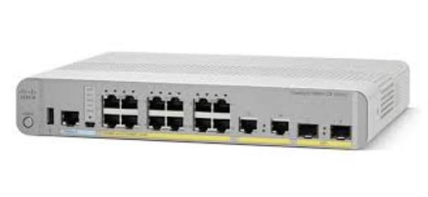 Product image for Cisco Catalyst 3560-CX 12 Port PoE IP Base | AusPCMarket.com.au