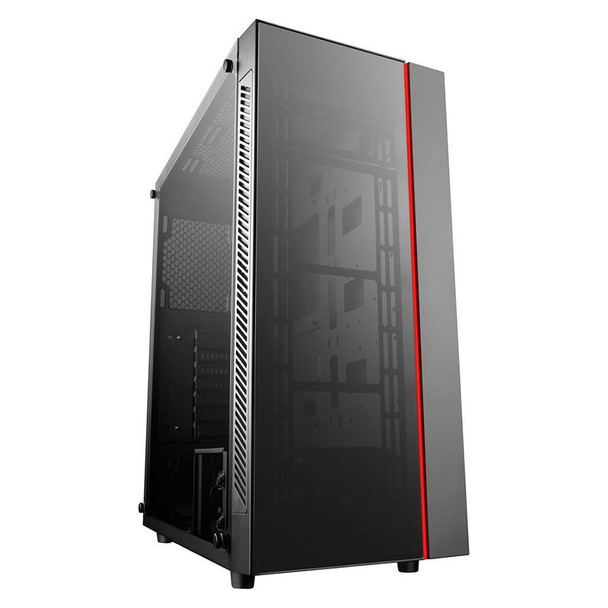 Product image for Deepcool Matrexx 55 Tempered Glass Mid-Tower E-ATX Case | AusPCMarket Australia