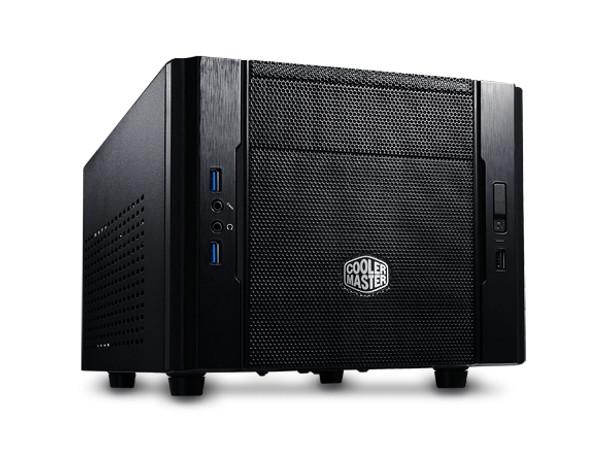 Product image for Cooler Master Elite 130 Mini ITX Case | AusPCMarket Australia