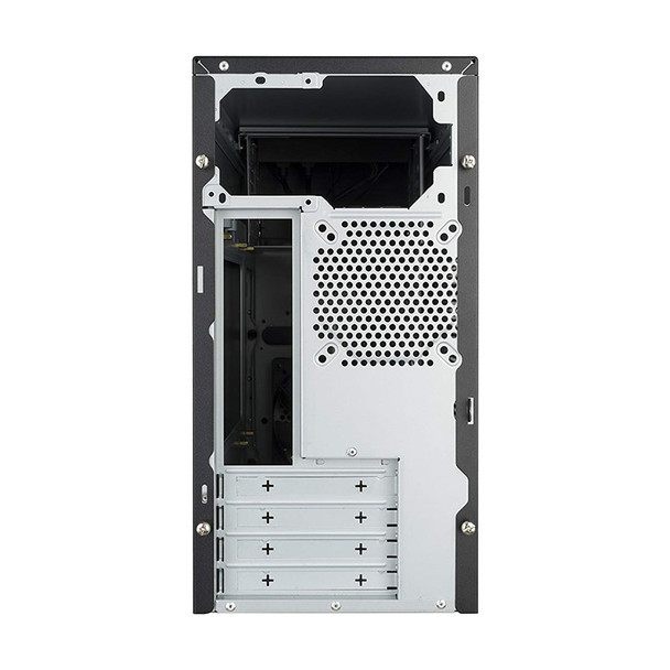 Cooler Master MasterBox E300L Case with 420W PSU Silver Product Image 3