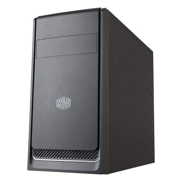 Cooler Master MasterBox E300L Case with 420W PSU Silver Product Image 5