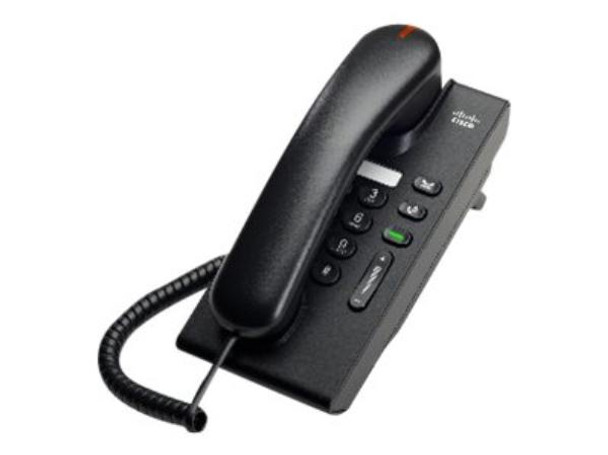 Image for Cisco Unified IP Phone 6901 Charcoal Slimline