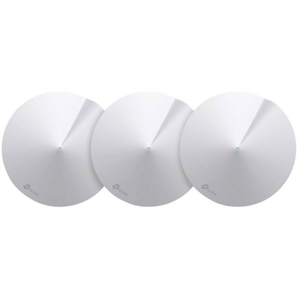 Product image for TP-Link Deco M5 Whole-Home Mesh Wi-Fi Router System - 3-Pack | AusPCMarket Australia