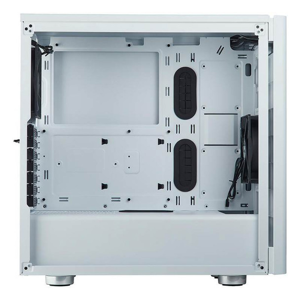 Corsair Carbide 275R Tempered Glass Case - White Product Image 5