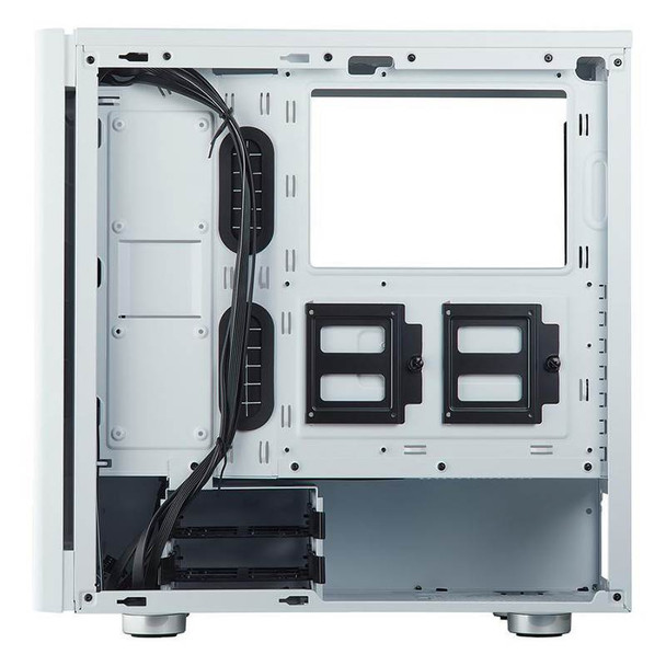 Corsair Carbide 275R Tempered Glass Case - White Product Image 7
