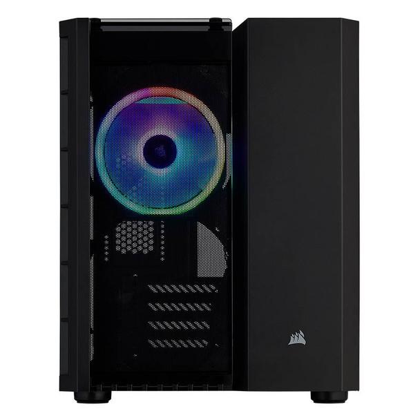 Corsair Crystal Series 280X RGB mATX Case Black Product Image 2