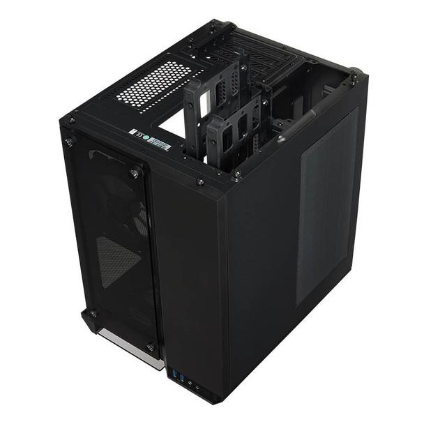 Corsair Crystal Series 280X RGB mATX Case Black Product Image 9