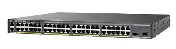 Product image for Cisco Catalyst 2960-XR 48 GigE PoE 740W 2 x 10G SFP+ IP Lite | AusPCMarket Australia