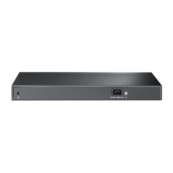 TP-Link TL-SL1218MP 16-Port 10/100Mbps + 2-Port Gigabit Unmanaged PoE Switch Product Image 2